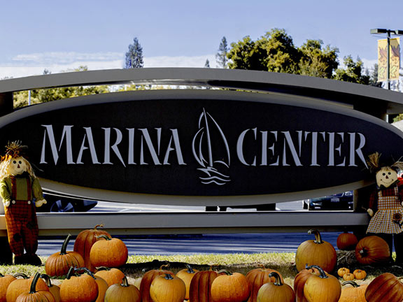 Marina Shopping Center