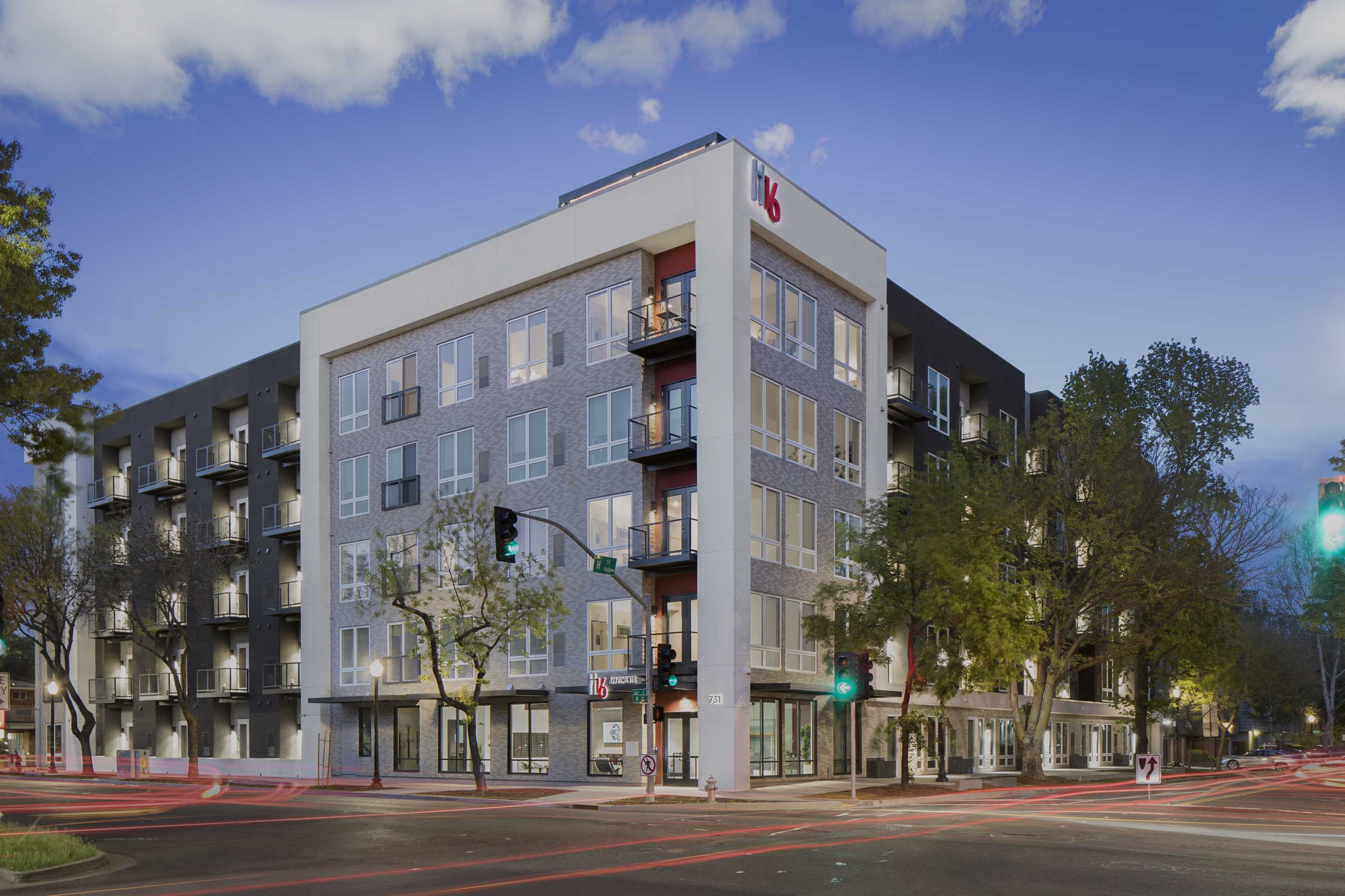 H16 In Sacramento Now Leasing